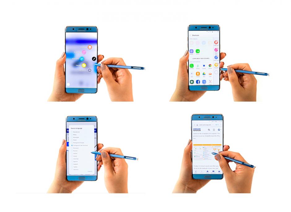 Miles de usuarios en el mundo esperaban ansiosos este nuevo dispositivo. (Foto: Samsung)