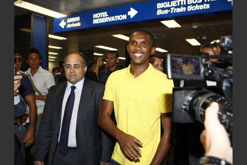 La fiscalía pidió diez años y seis meses de prisión contra Samuel Eto´o. (Foto: Mundo Deportivo)