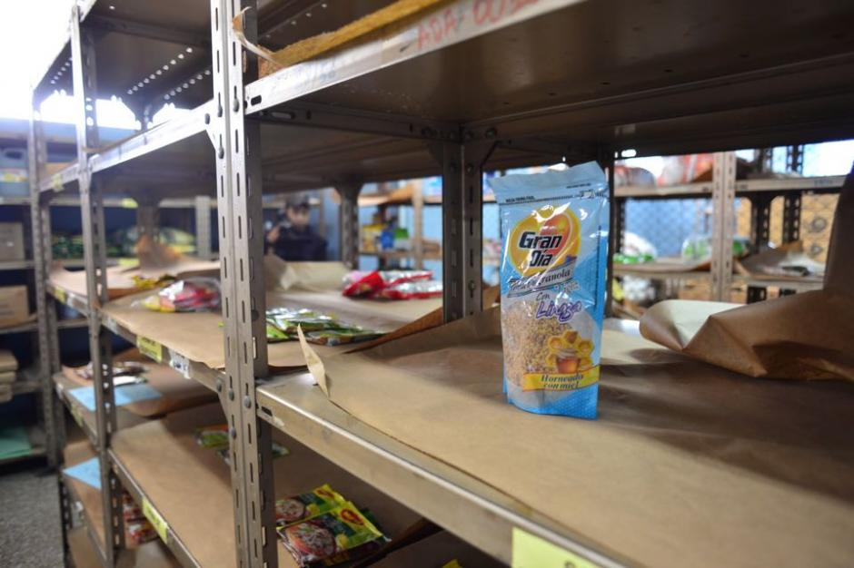 La crisis en los hospitales del país llega hasta la cocina y los pacientes deben comprar insumos. (Foto: Jesús Alfonso/Soy502)