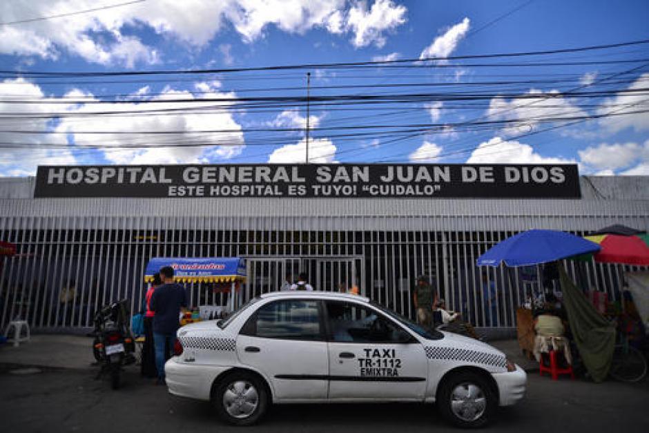 El desabastecimiento en el Hospital General San Juan de Dios motivó a estos artistas a unirse. (Foto: Archivo/Soy502)