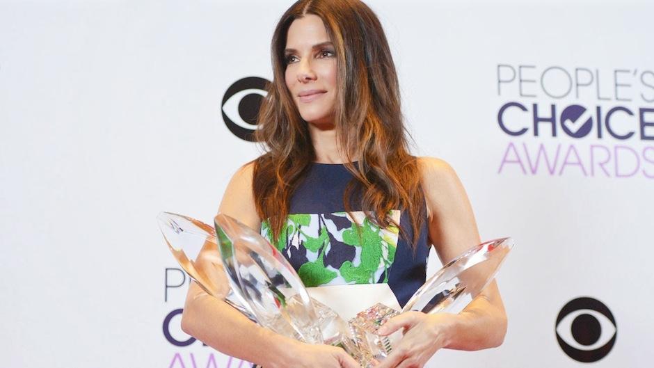 Sandra Bullock arrasó con los premios. (Foto: cotibluemos)