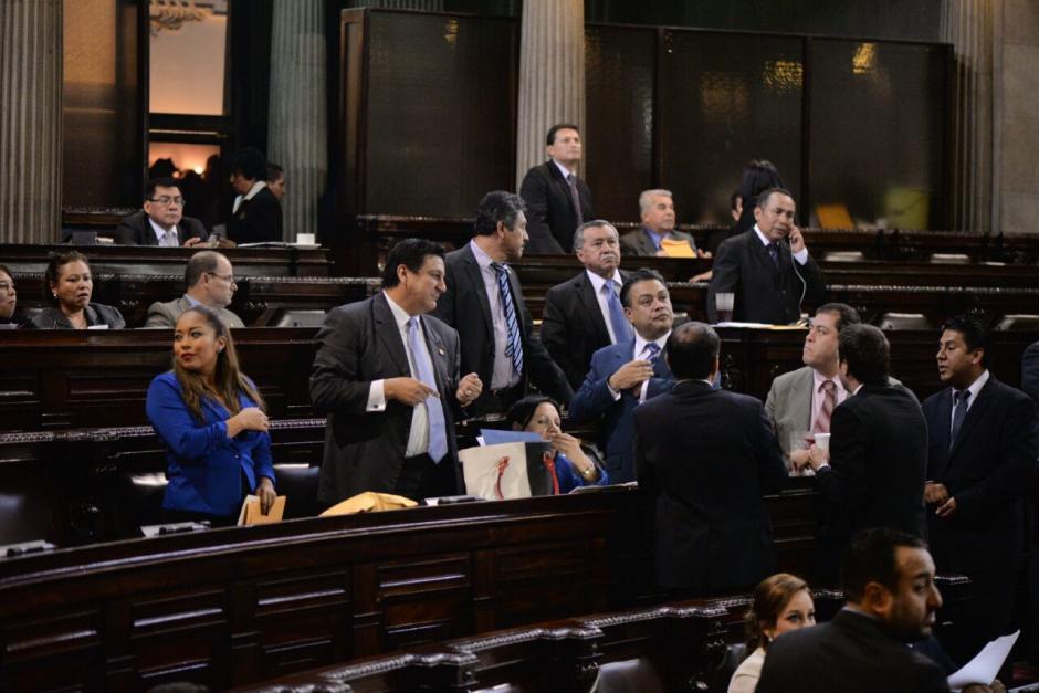 De momento, no ha presentado ninguna iniciativa de ley ni ha intervenido en el hemiciclo. (Foto: Wilder López/Soy502)
