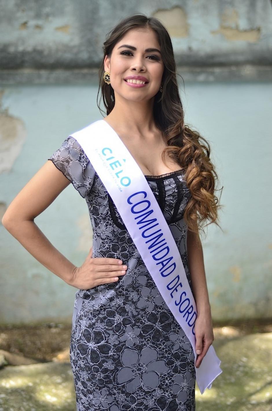 Su constancia, carisma y gracia, le valió el título de Belleza con Propósito. (Foto: Selene Mejía/Soy502)