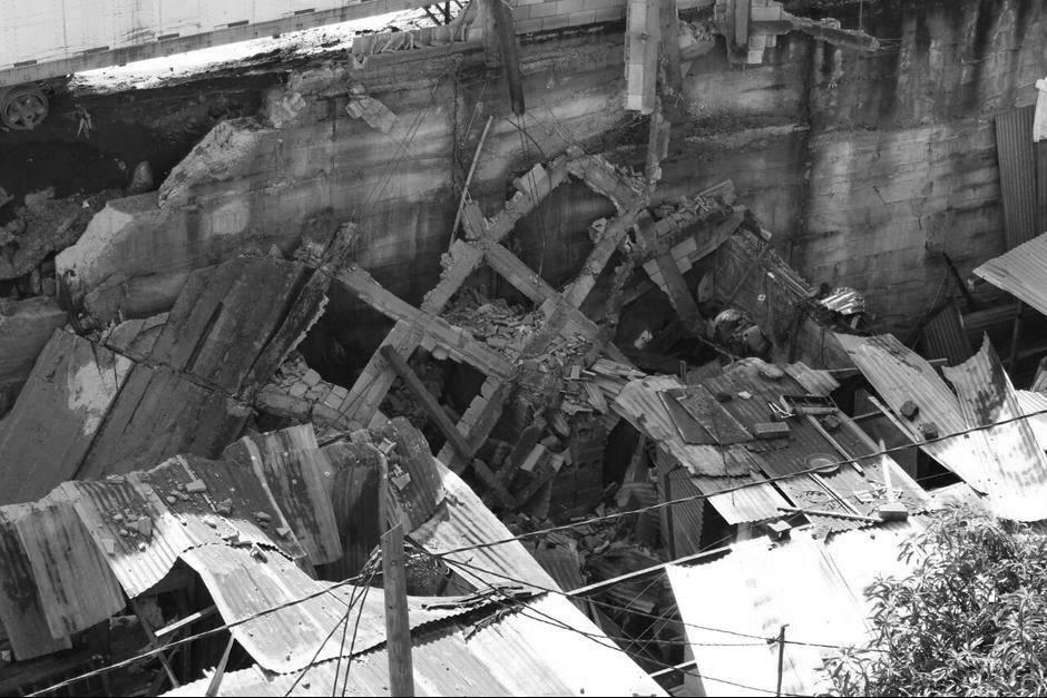 A tres días de la tragedia los bomberos ubicaron al menor. (Foto: Archivo/Soy502)