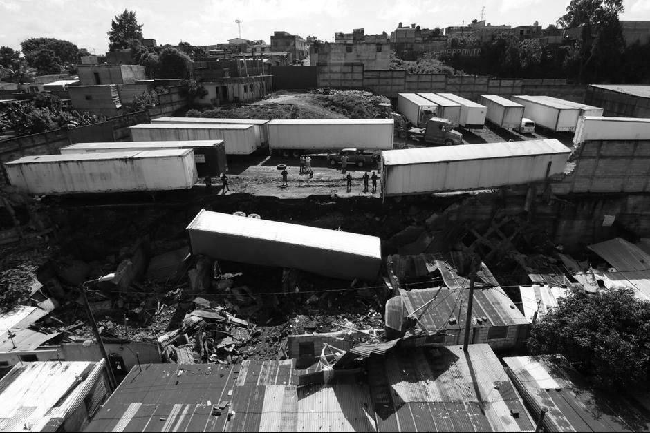Con el menor localizado suman 10 los fallecidos. (Foto: Archivo/Soy502)