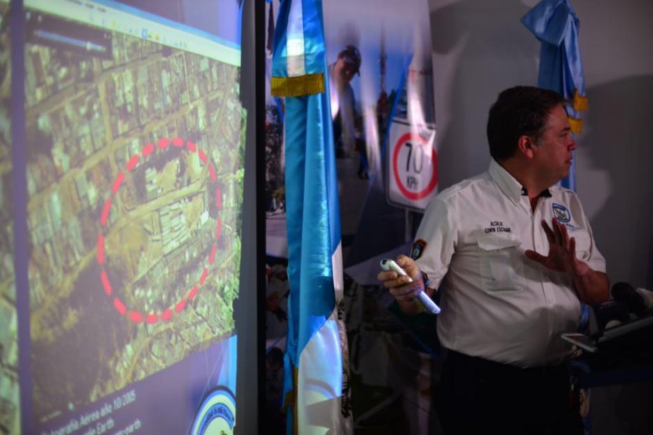 Según el jefe edil se hizo una evaluación aérea de la zona. (Foto: Jesús Alfonso/Soy502)
