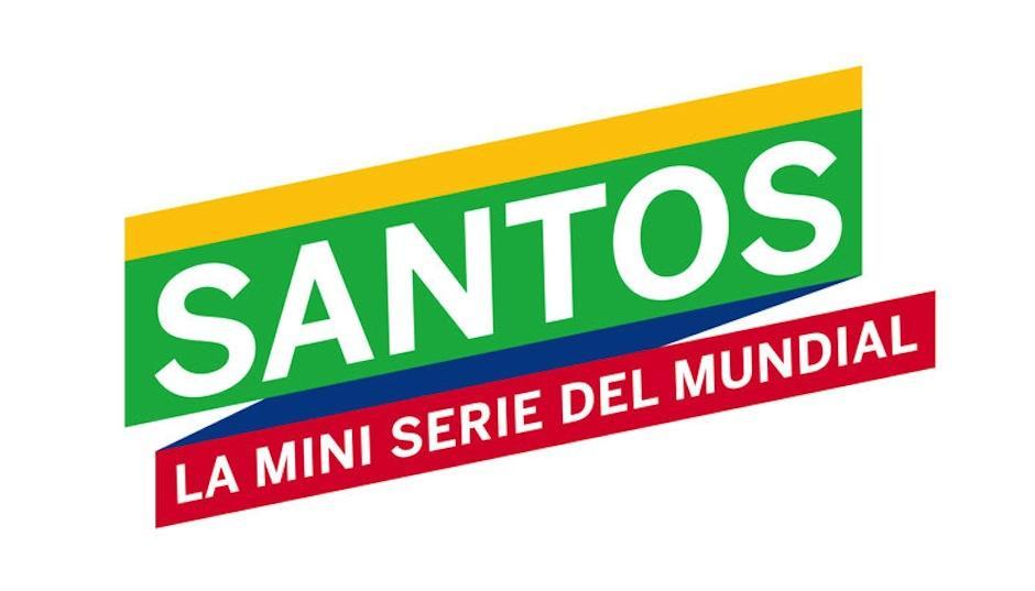 """""""Santos"""" es la nueva mini serie guatemalteca que narra las anécdotas de un periodista deportivo. (Foto: Santos oficial)"""