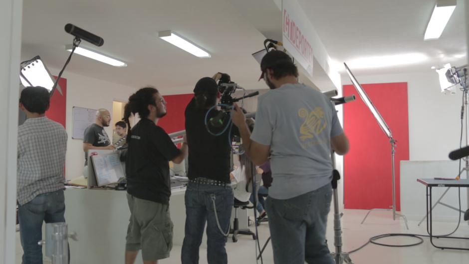 El guión fue realizado por Rafael Tres en 6 meses. (Foto: Santos oficial)
