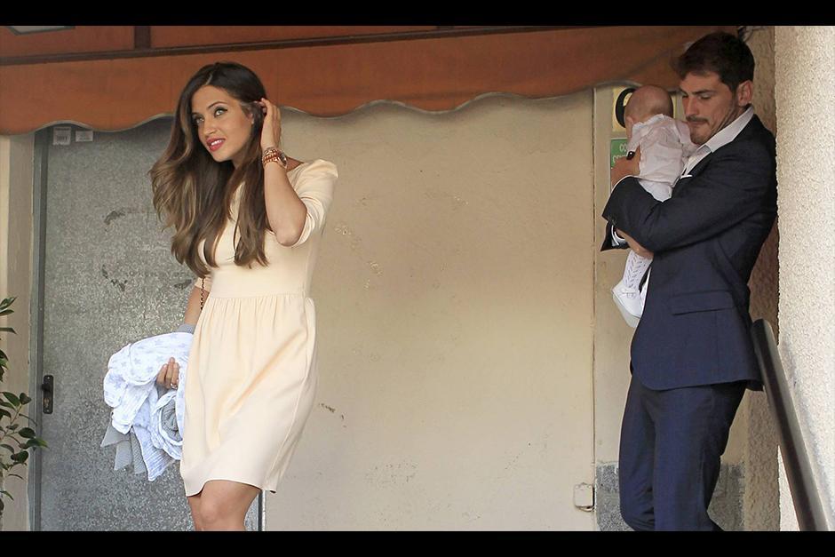 La pareja ha estado preparando a Martín, de 2 años, para la llegada de su nuevo hermano. (Foto: Archivo)