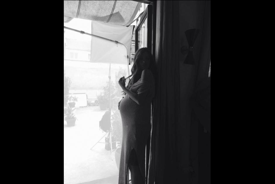 Casillas está junto a su esposa en la clínica. (Foto: Instagram)