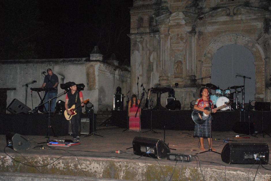 El objetivo principal del festival es dar a conocer la música original Guatemalteca. (Foto: Pablo Solís/Nuestro Diario)
