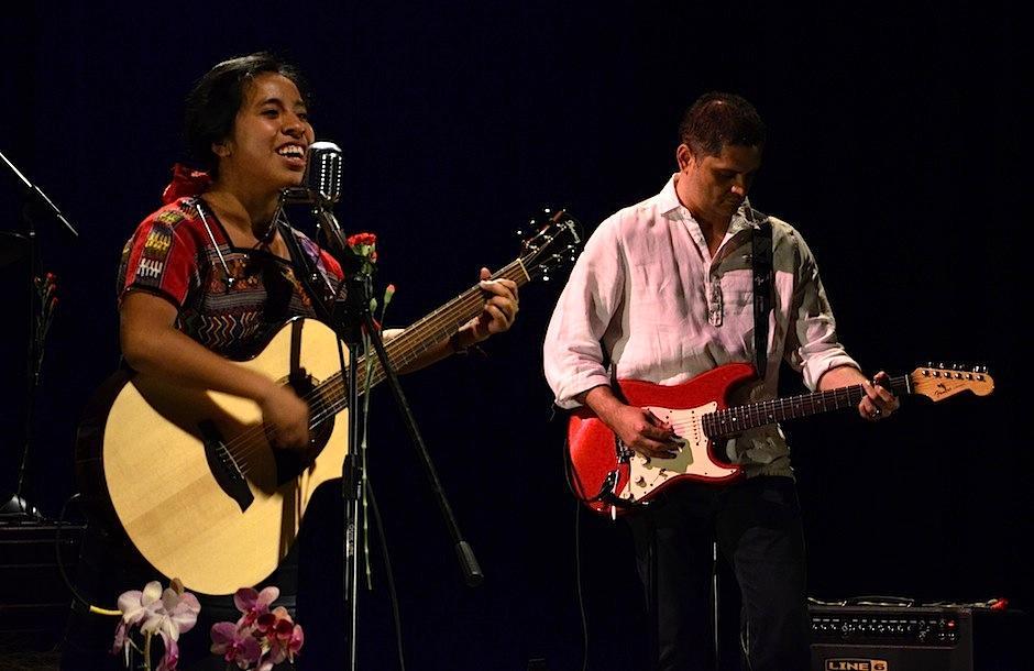 El ritmo se Sara es contagioso. (Foto: Selene Mejía/Soy502)
