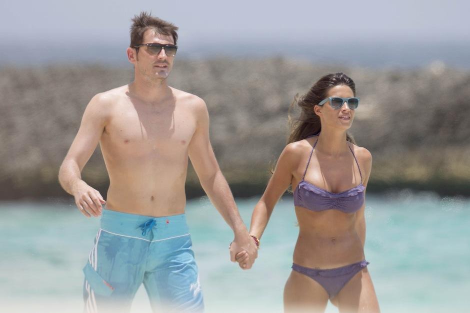 La pareja es la más envidiada del fútbol. (Foto: vanitatis.com)