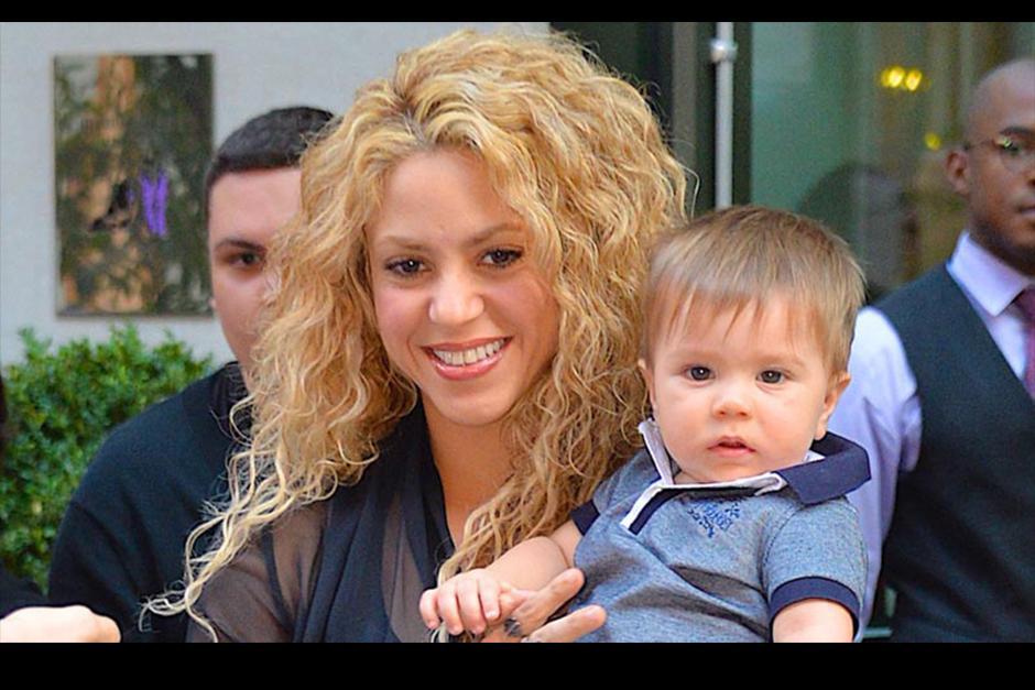 Shakira canceló varias presentaciones debido al estado de salud de su hijo menor. (Foto: Archivo)