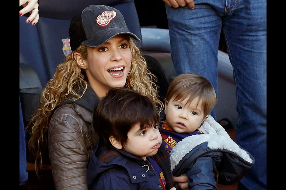 Al principio se rumoraba que se trataba de su hijo mayor, Milan, pero con el tiempo se supo que el enfermo era Sasha. (Foto: Archivo)