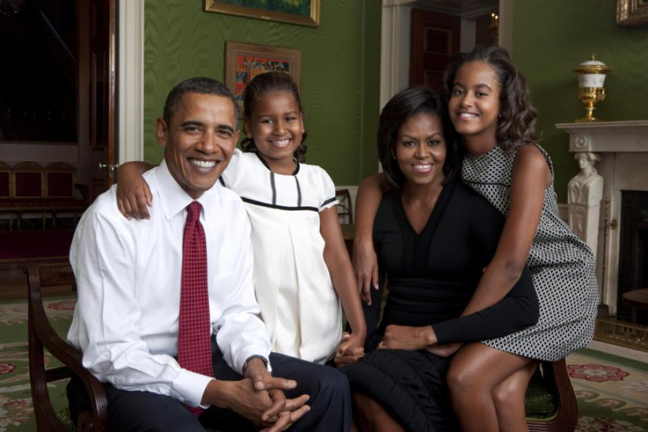 La familia Obama dejará la Casa Blanca el próximo 20 de enero. (Foto: Facebook/Sasha Obama)
