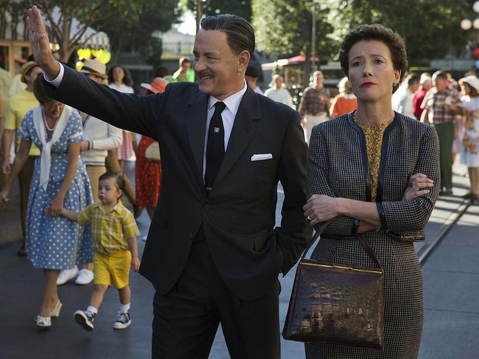 """Saving Mr. Banks, habla de la producción de la película de Walt Disney Pictures, """"Mary Poppins"""". (Foto: Google)"""