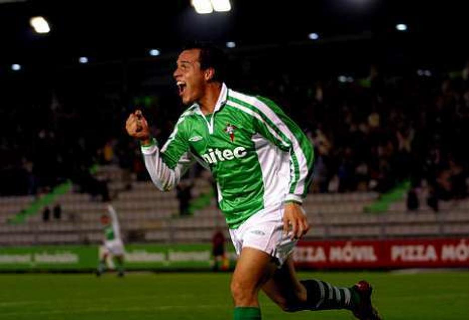 El Racing de Ferról de la Segunda División de España también fue equipo de Pezzarossi. (Foto: Ferrol)