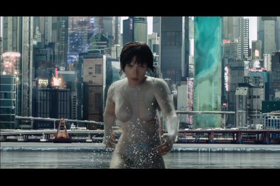La película está basada en un manga japonés de Masamune Shirow. (Imagen: captura de YouTube)