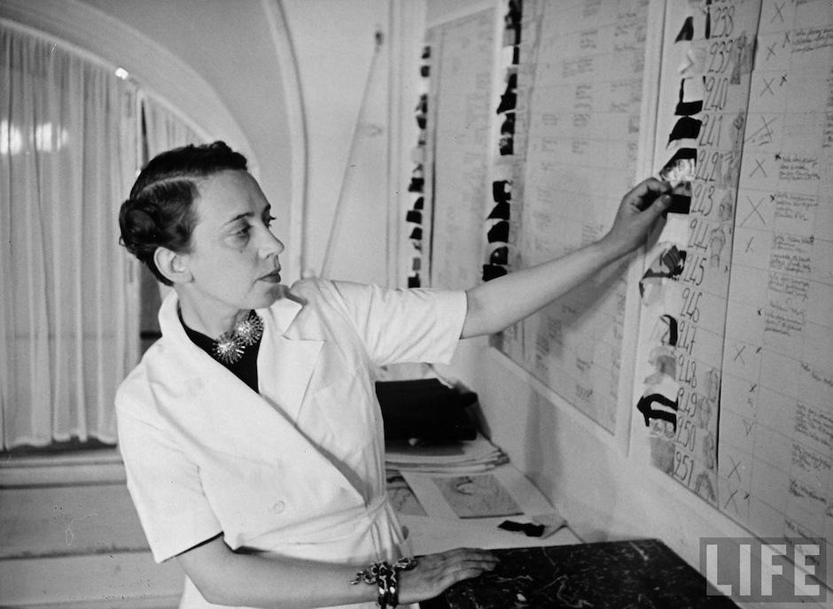 Elsa Schiaparelli es una de las diseñadoras más importantes del siglo XX. (Foto: Life)