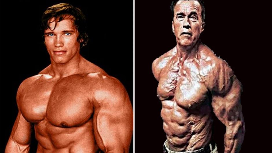 Schwarzenegger confesó que nunca se ha sentido bien con su cuerpo. (Imagen: captura de YouTube)
