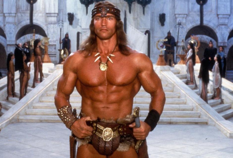 El actor interpretó a Conan El Bárbaro.  (Foto: gamesport.com)