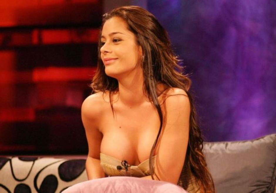 Tras su paso en el modelaje, la paraguaya apareció en varios programas de televisión. (Foto: clarin.com)