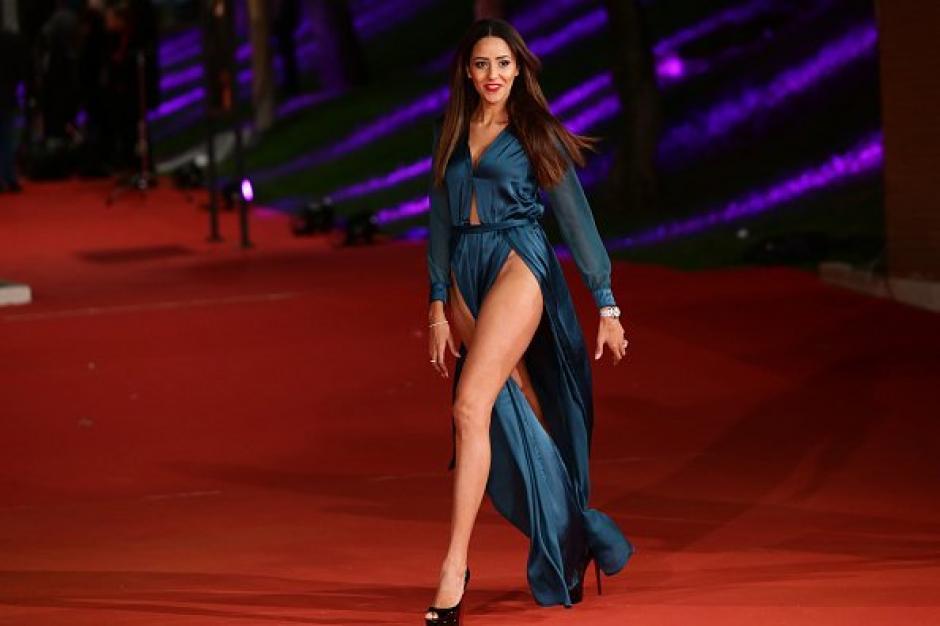 """La actriz italiana estuvo presente en Roma en la presentación de la película """"Carol"""". (Foto: scoopnest.com)"""