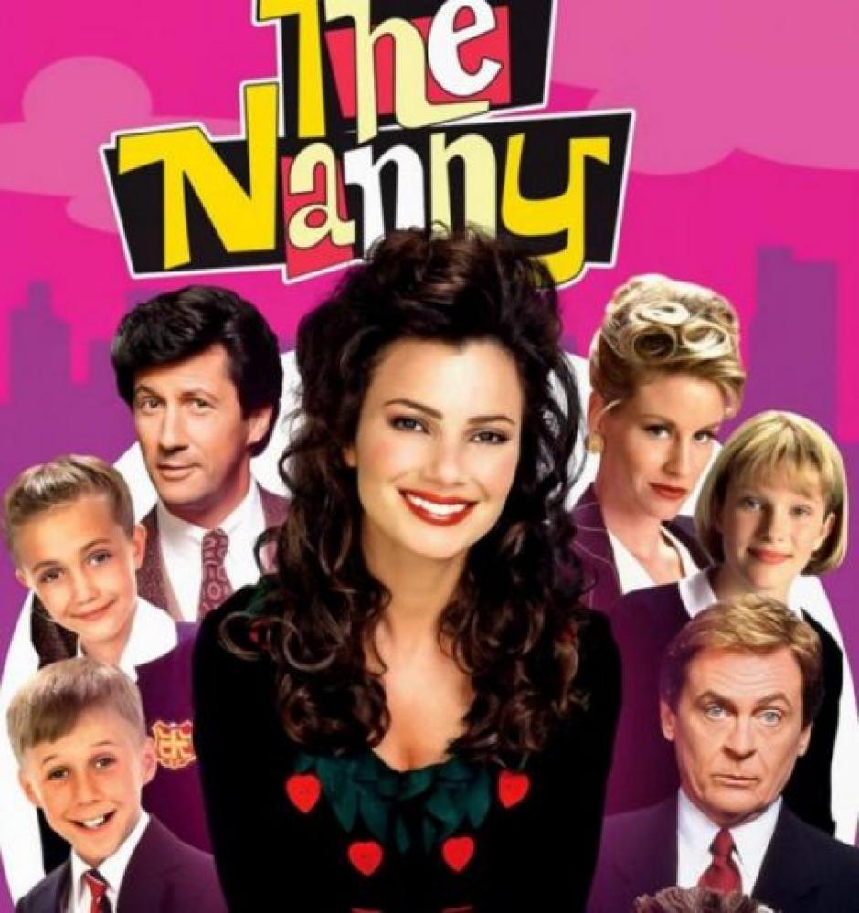 """El elenco de la serie """"La niñera"""". (Foto CBS)"""