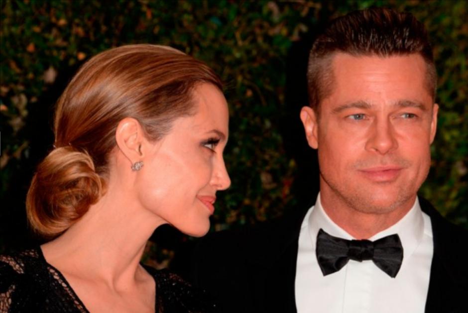 Brad Pitt yAngelina Jolie hicieron oficial su compromiso en abril del 2012 aunque aún no se sabe la fecha de la boda. (Foto: EFE)