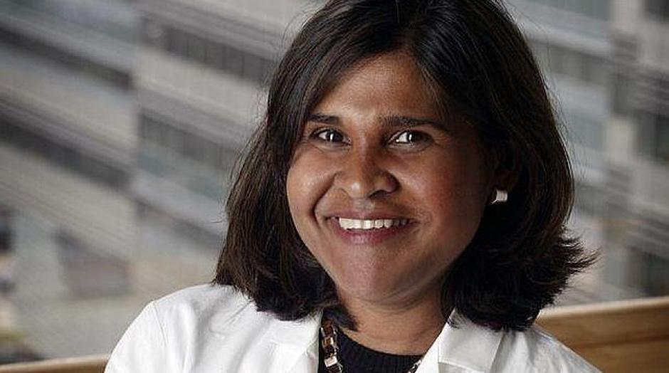 La viróloga Deborah Persaud, de la Universidad Johns Hopkins en Baltimore, Maryland (EE.UU), demostró que la cura de un bebé infectado en el vientre de su madre con el virus del VIH/Sida era posible. Para ello empleó un tratamiento nuevo en el que se le administraron tres antirretrovirales. (Foto: Johns Hopkins)