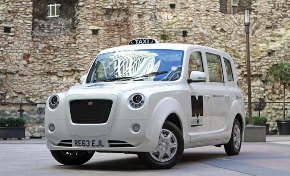 Esta es la propuesta de Metrocab para renover el tradicional modelo de taxi londinense. (Foto: Metrocab)