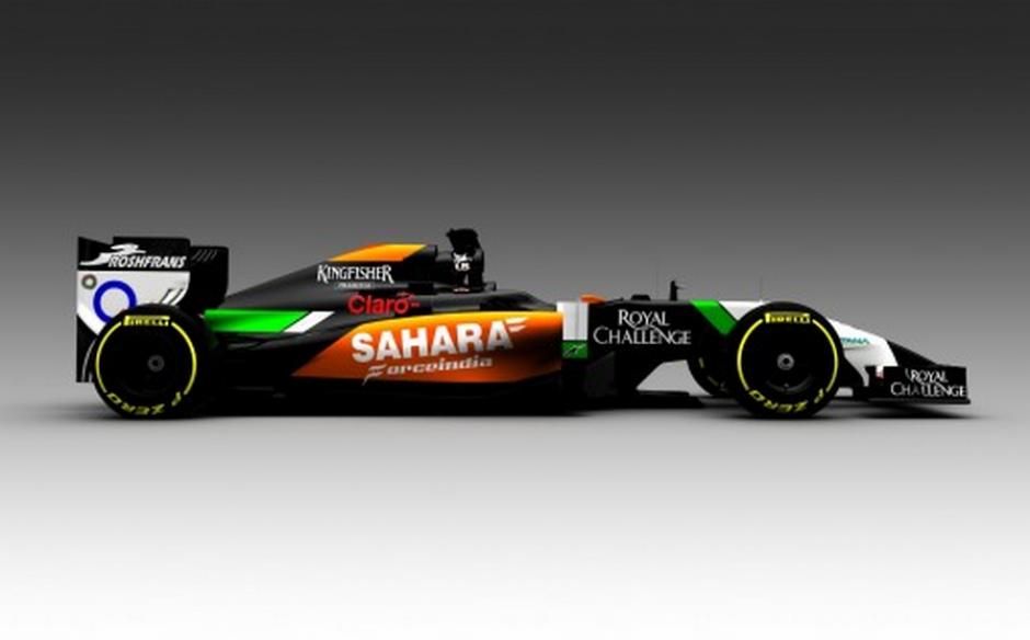 El VJM07 comenzará a ser utilizado en pruebas la próxima semana en el circuito de Jerez de la Frontera, Cádiz