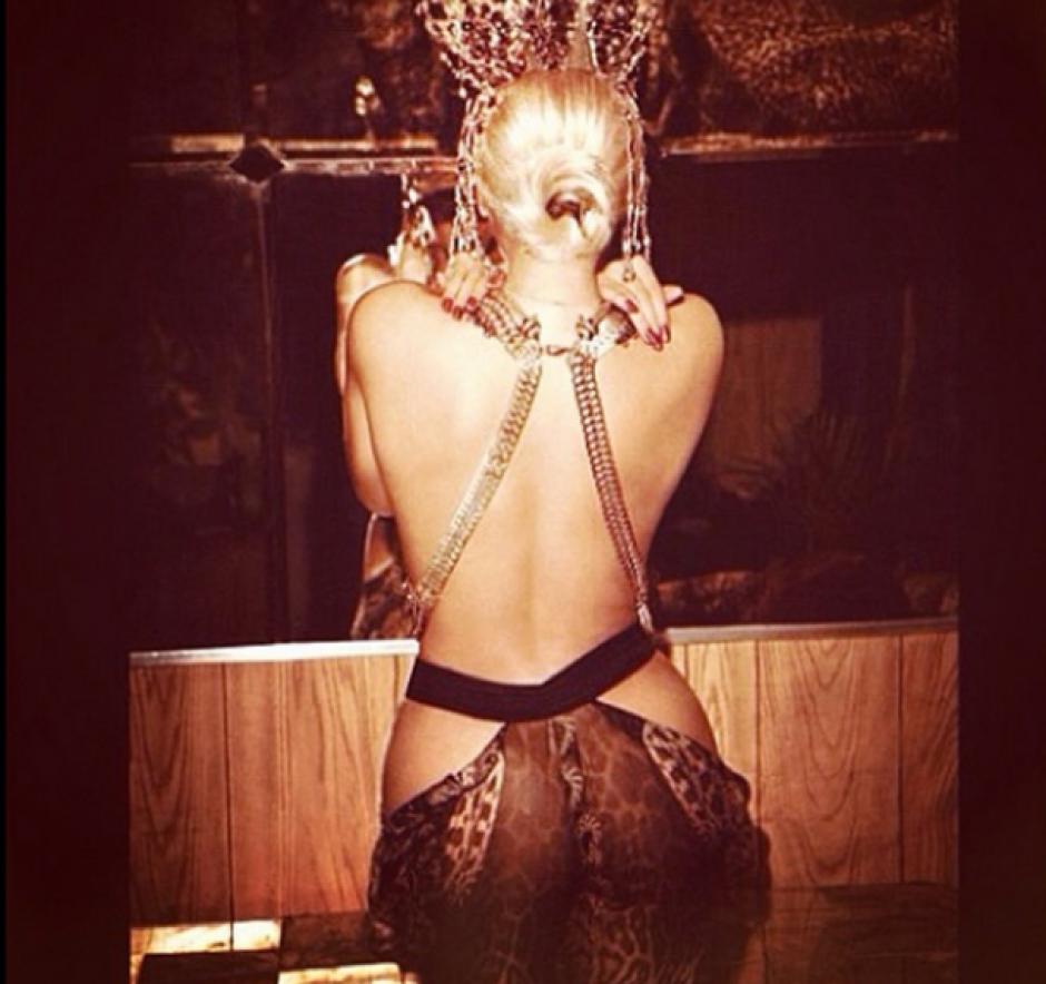"""""""Belfie"""" de Beyoncé, compositora y cantante estadounidense."""