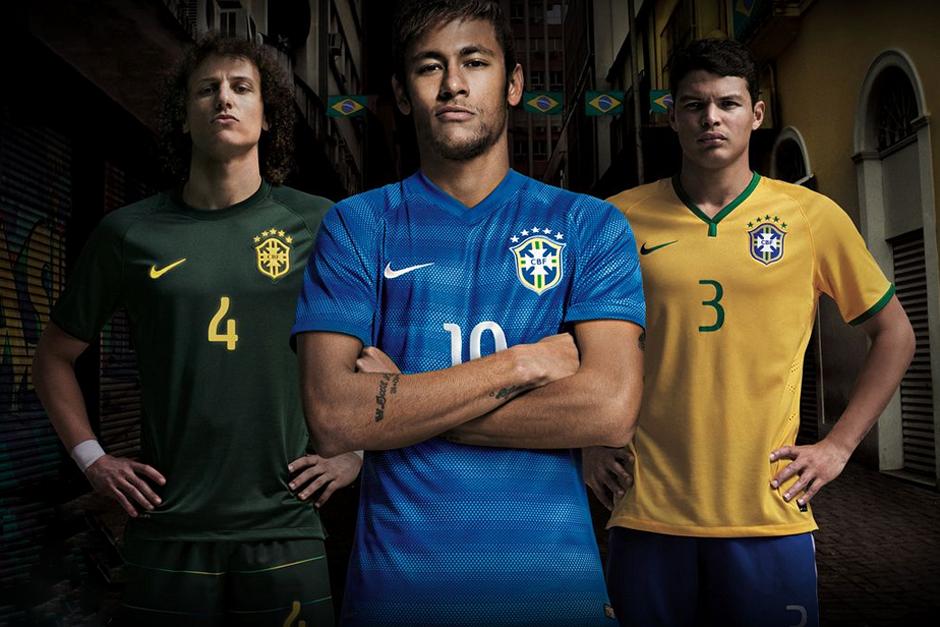 Brasil presentó los uniformes que utilizará durante la Copa del Mundo de la FIFA. (Foto: nike.com)
