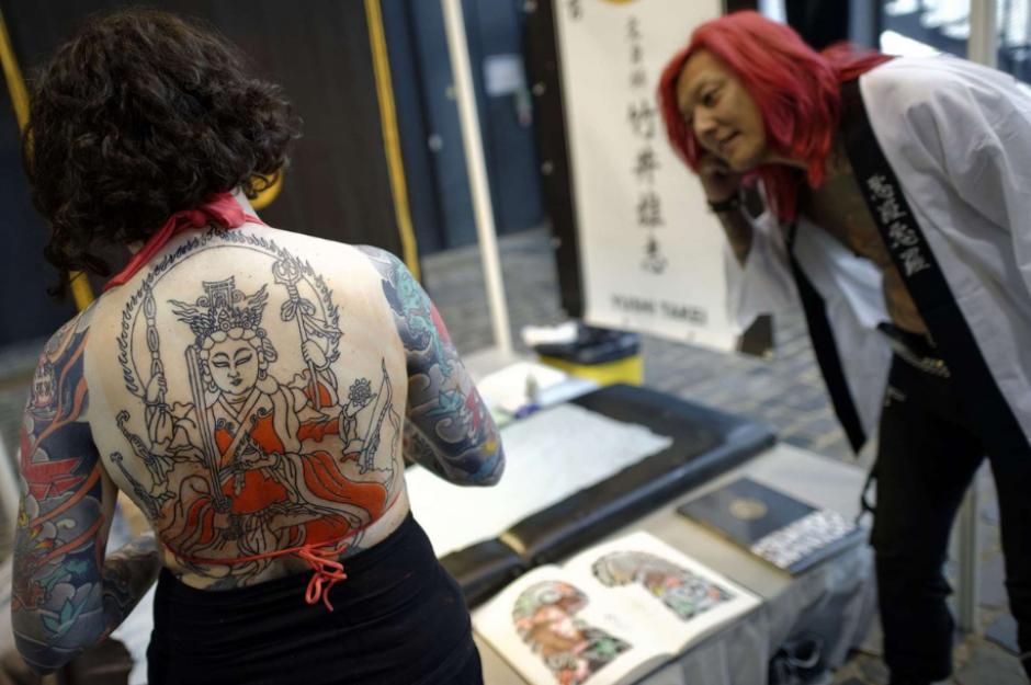 Esta cita reúne en París a aficionados y artistas de todo el mundo. (Foto: AFP)