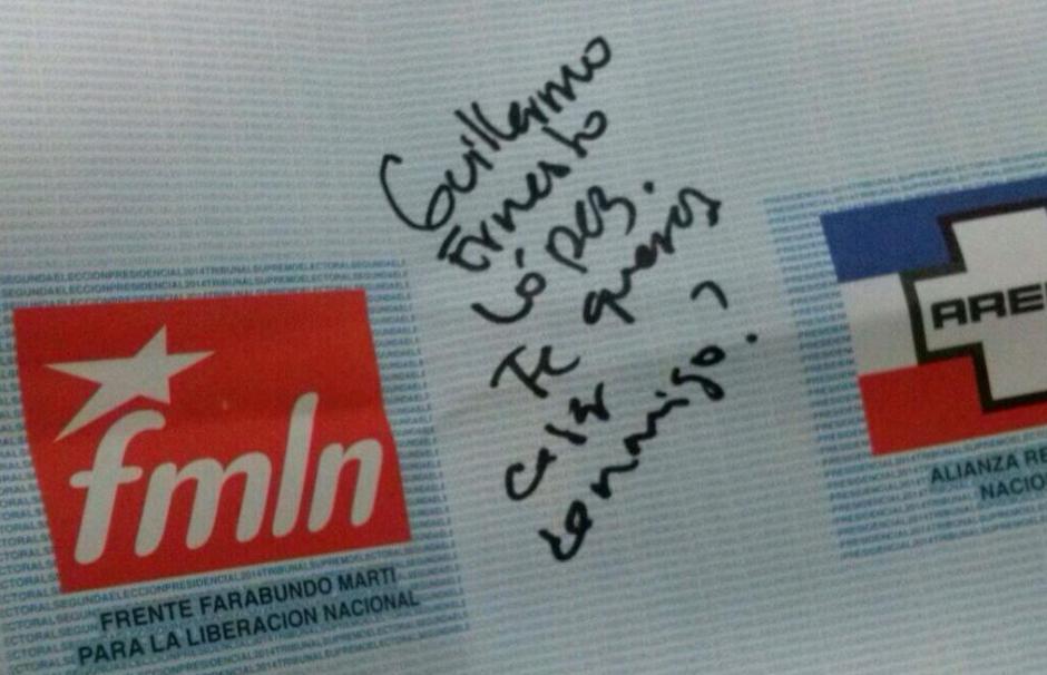 Hasta propuestas de matrimonio aparecieron en los votos nulos. (Foto: El Faro)