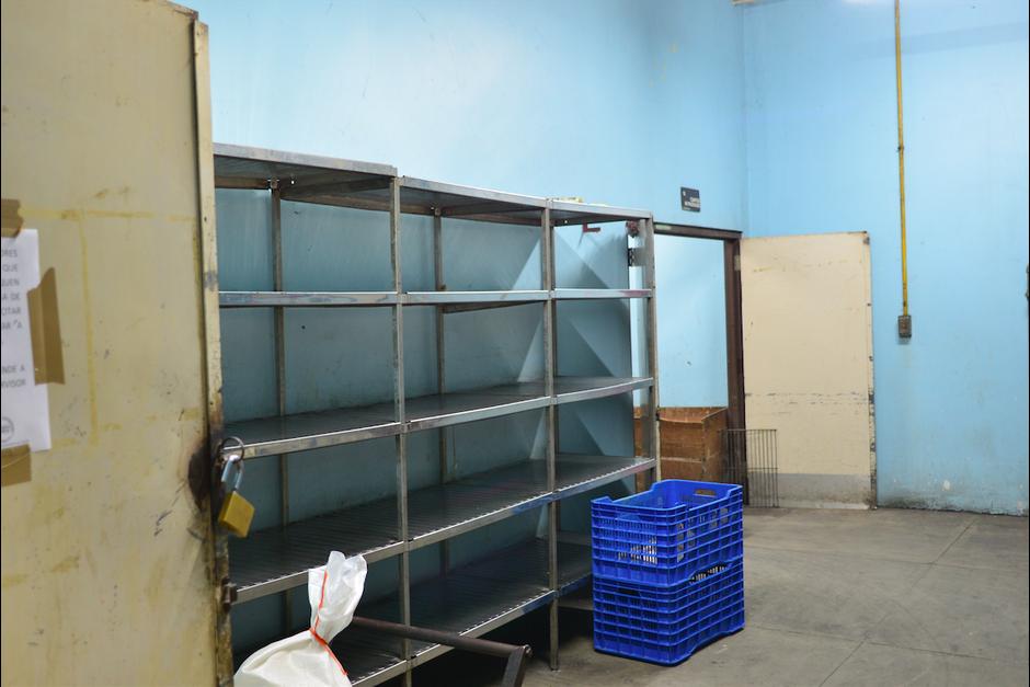 El Ministro aseguró que el abastecimiento en hospitales aumentó durante su gestión.  (Foto: Archivo/Soy502)