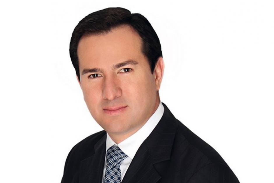 Las redes de Luis Fernando Pérez, candidato presidencial del