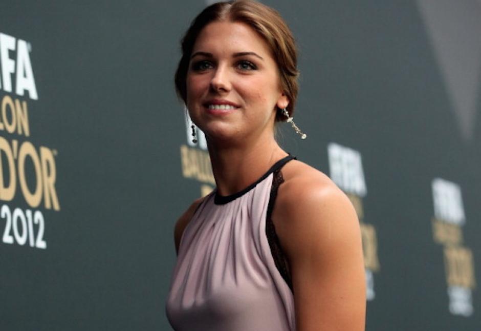 La deportista se destacó en la ceremonia del Balón de Oro de este año. (Foto: trendsespanol.com)