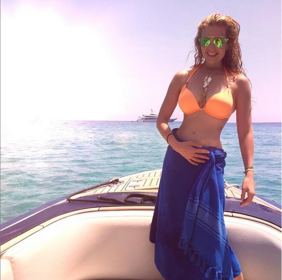Thalía fotos en bikini 05