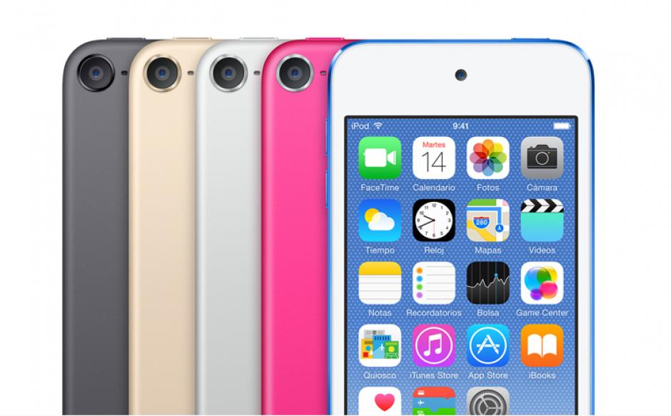 El dispositivo está disponible en los colores gris espacial, azul, oro, rosado y plateado. (imagen: Apple)