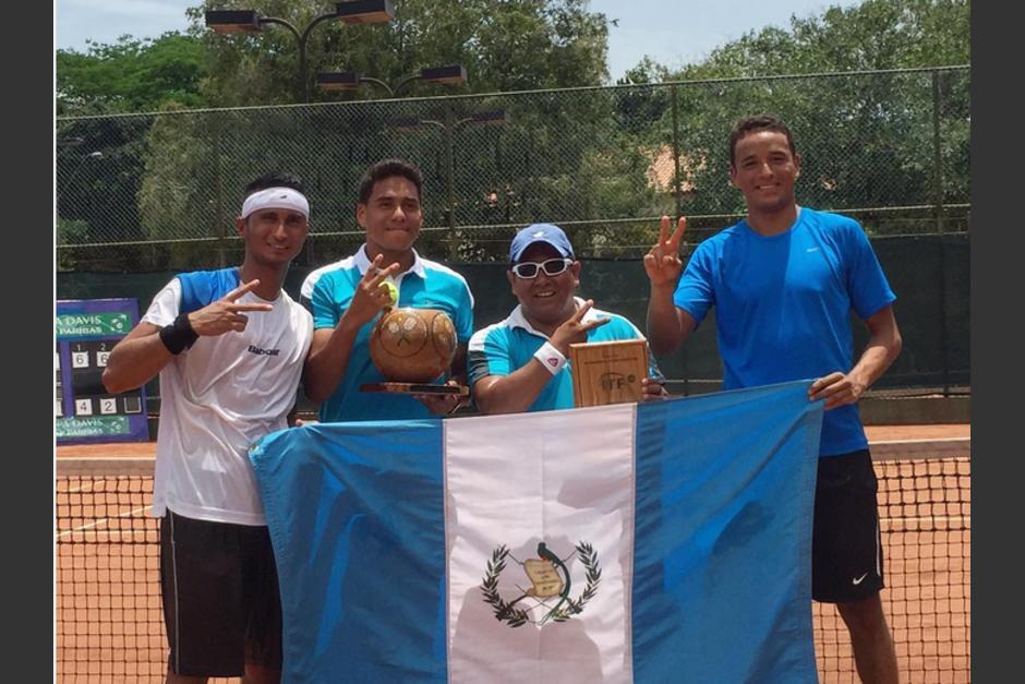 Equipo nacional de Copa Davis foto