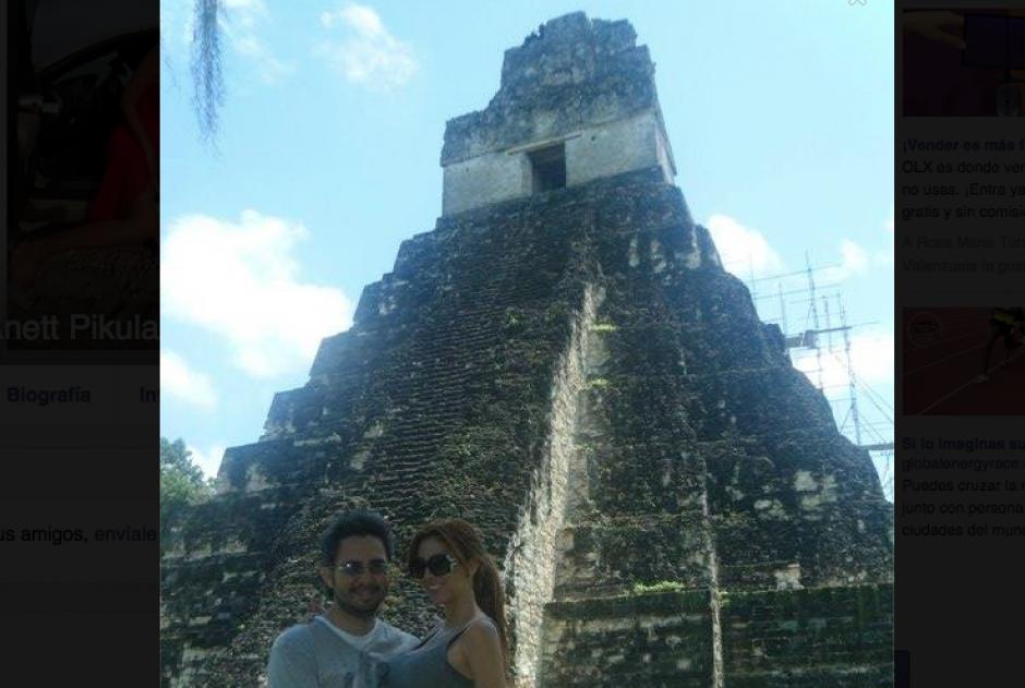 Anett Pikula de 39 años ha visitado varios países entre ellos Guatemala. (Foto: Anett Pikula/Facebook)
