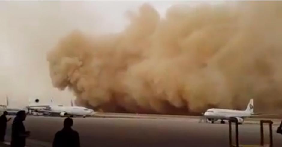 Aeropuerto de Amán Jordania video