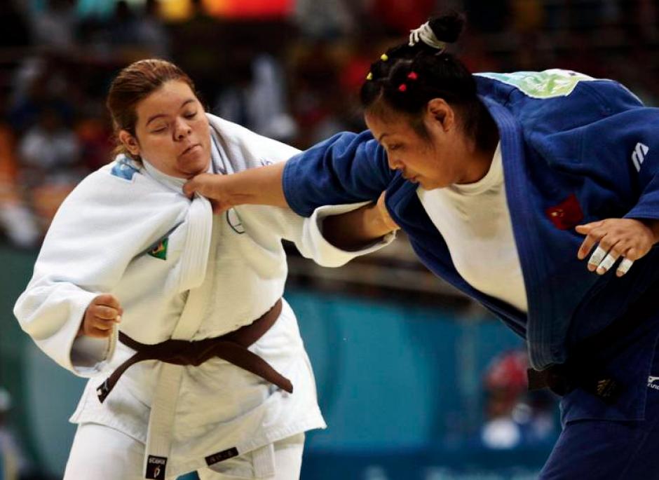 Imagen captada durante la competencia de Judo en los Parapanamericanos de Toronto.(Foto: Página oficial de los Juegos Parapanamericanos de Toronto 2015)