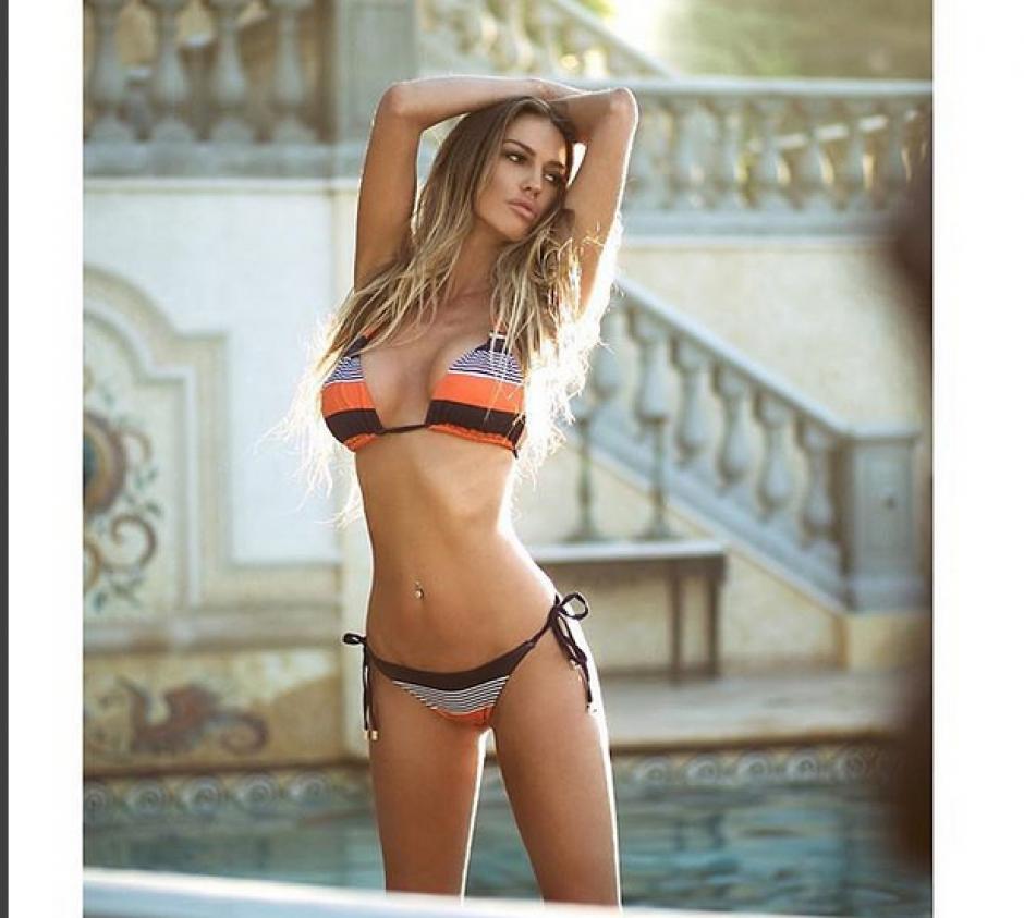 Su cuenta de Instagram ha ganado seguidores por su hermosura.