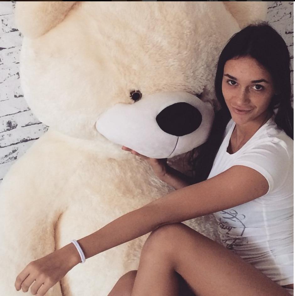 Viktoriya Gameeva, médico del Spartk también muestra su lado tierno en Instagram.