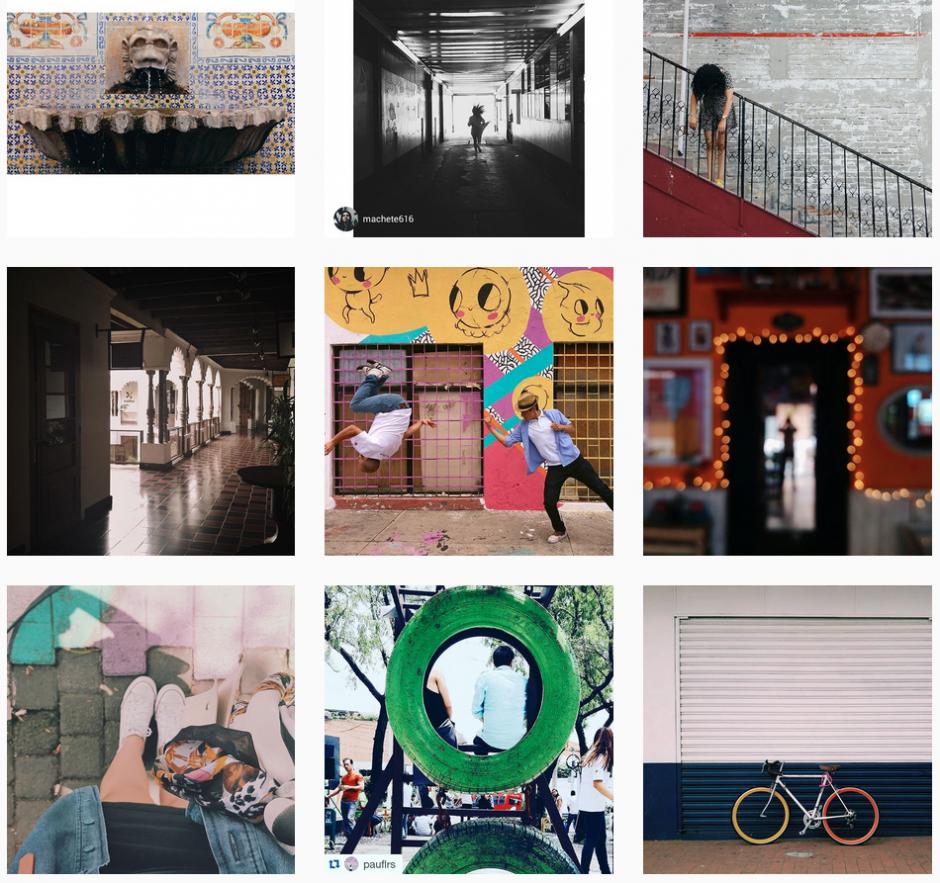 Sorprendentes ocho cuentas de Instagram de Guatemala. (Foto: perfiles de Instagram)