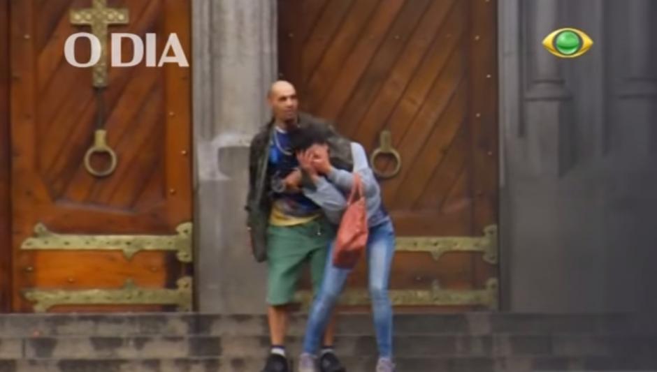 Un hombre en Brasil fue abatido tras retener a una mujer y en el hecho murió un mendigo que quiso ayudar a la rehén